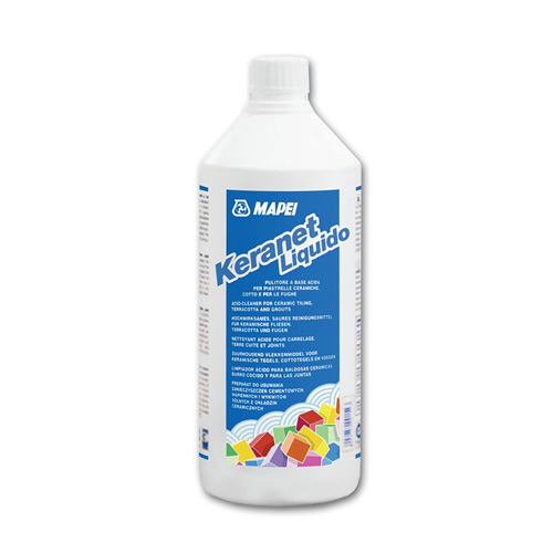 Tekućina za čišćenje pločica KERANET