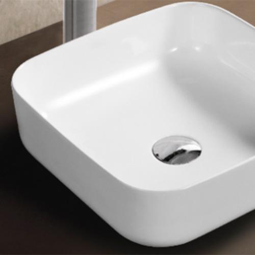 Nadgradni Umivaonik SLIM-WHITE